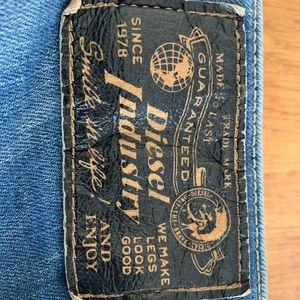 Diesel Safado 40w x 32L jeans